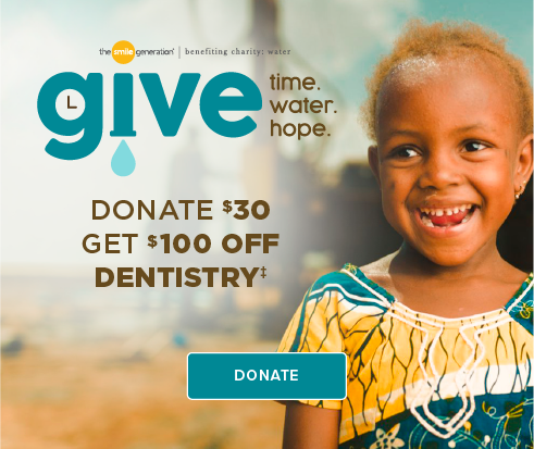 Donate $30, Get $100 Off Dentistry - Diamond Bar Smiles Dentistry